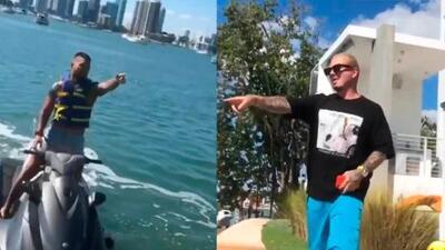 (VIDEO) Maluma y J Balvin se ven de frente y aclaran los rumores de su enemistad