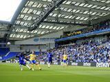 ¡Regresó el público en Inglaterra! Chelsea y Brighton jugaron frente a 1500 personas