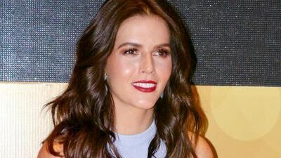 Claudia Álvarez es una exitosa actriz y empresaria, pero le falta una cosa para ser totalmente feliz