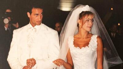 Mira las emotivas fotos con las que Catherine Fulop celebró 20 años de casada con Osvaldo Sabatini