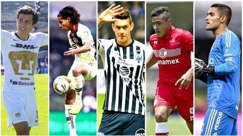 ¡Joyas a punto de pulir! El 11 ideal de menores de la Liga MX en el Apertura 2018
