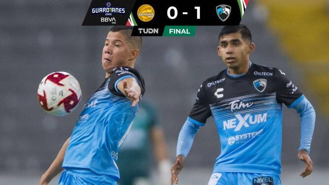 Resumen | Tampico aseguró el sexto lugar y sacó a Dorados con un 0-1