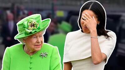 ¿Por qué Meghan Markle debe caminar el resto de su vida detrás de Kate Middleton? (Aquí te lo decimos)