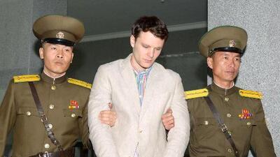 Muere el estudiante estadounidense que fue liberado en estado de coma por Corea del Norte