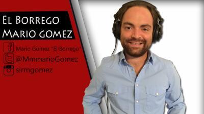 Mario Gomez El Borrego