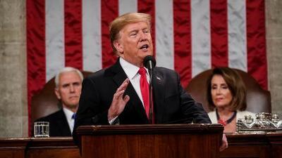 ¿Qué impresión dejó el presidente Trump tras su discurso del Estado de la Unión?