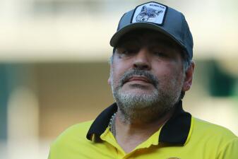 En fotos: Diego Maradona y sus quebrantos de salud