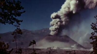 Este es el único volcán del mundo que un hombre vio nacer en vivo y en directo y está en México