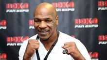 Mike Tyson buscará el KO ante Roy Jones Jr.