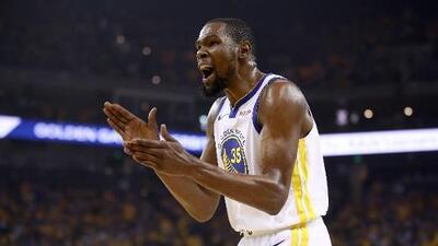 ¡Buenas noticias! Kevin Durant jugará el Juego 5 de las NBA Finals
