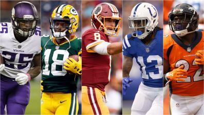 Start 'Em, Sit 'Em: QB, RB & WR | NFL Fantasy Semana 6