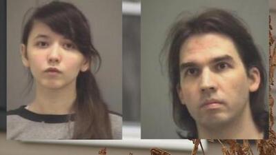 Video: Padre e hija son acusados de incesto por tener un bebé