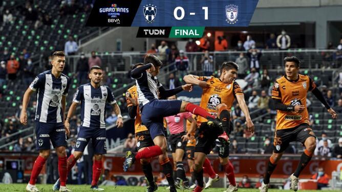 El VAR fue protagonista en Monterrey