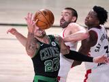 Boston Celtics eliminó al campeón Toronto Raptors y está en la Final de Conferencia Este