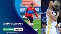 Noticiero Digital: Acabó la temporada del 'Chucky', Vela brilla en la MLS y fatal accidente del club turco
