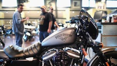 Harley Davidson fabricará fuera de EEUU las motos que exporta a Europa debido a la guerra de aranceles declarada por Trump