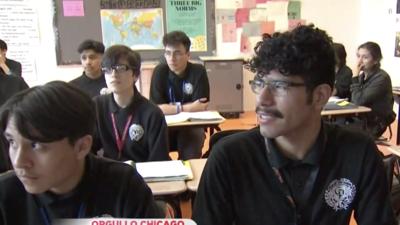 Este joven hispano es el primero entre 100 estudiantes del mundo en sacar el puntaje perfecto en un examen de español