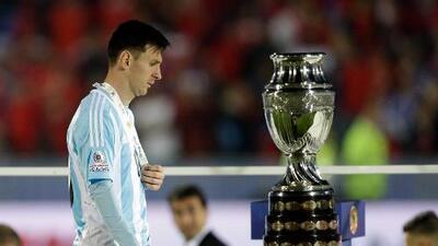 Los 23 años, 15 torneos y 6 finales de la 'Maldición de Argentina' a nivel selección mayor
