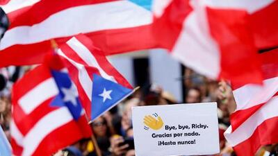 """Los hitos de 4 semanas de revolución que presagian un Puerto Rico sin """"vuelta atrás"""""""