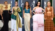 Los mejor y peor vestidos de los Globos de Oro: Beyoncé cautivó, JLo arriesgó y Sofia Carson armó polémica