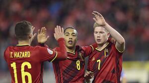 Bélgica lidera ránking FIFA; México se mantiene y el Team USA baja