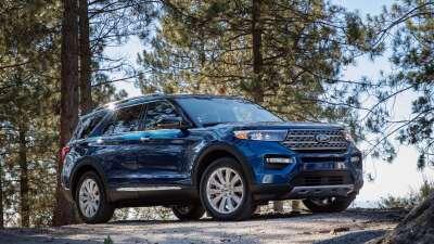La nueva Ford Explorer 2020 llega con más fuerza y capacidad todoterreno que nunca antes