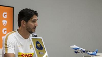 Bruno Marioni aceptó indisciplina de Luis Quintana