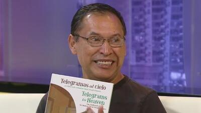 "René Colato Laínez: ""Yo escribo libros multiculturales"""