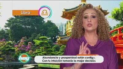 Mizada Libra 24 de agosto de 2016
