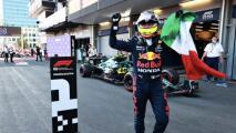 Checo Pérez salta a la tercera posición en el campeonato de pilotos