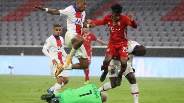 Relegan a Keylor Navas del XI ideal de Cuartos de Champions League