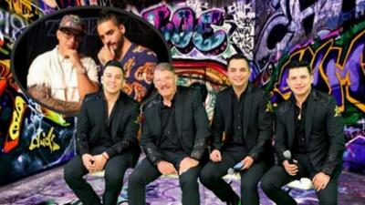 La Arrolladora también planea ampliar su estilo y 'coquetear' con Maluma o Daddy Yankee