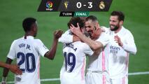 ¡Asalta la punta! Real Madrid es nuevo líder en España
