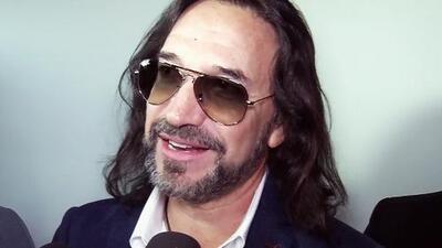 Marco Antonio Solís 'El Buki' aprobó a su hija como modelo
