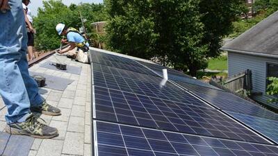 Los apagones en California también afectan a los usuarios con paneles solares