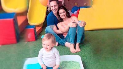 Aislinn Derbez muestra todo lo que tiene que hacer al mismo tiempo para ser madre, esposa y actriz