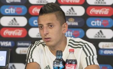 Roberto Alvardo está entre los 10 jóvenes más valiosos de la Copa Oro