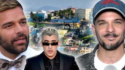 """""""Basta ya. No puede ser"""" : Ricky Martin, Bad Bunny y más famosos piden a Ricardo Roselló que renuncie"""