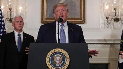 Trump condena los tiroteos en Texas y Ohio, pero no ahonda sobre el control de armas como solución del problema