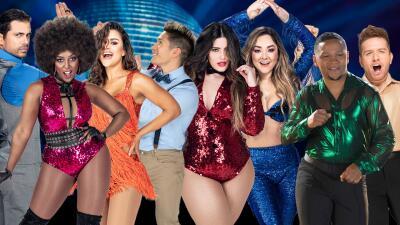En fotos: los famosos que desafiarán a la pista de baile en Mira Quién Baila All Stars