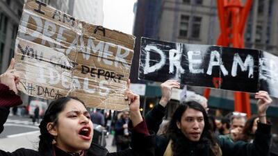 En un minuto: No alcanzan acuerdo en el Congreso para reemplazar DACA