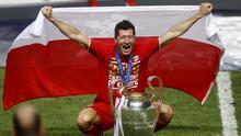 ¡Lewandowski es el Jugador del Año por la UEFA!