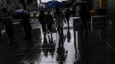 Fuertes lluvias y tormentas eléctricas llegarán a Nueva York para la noche de este jueves