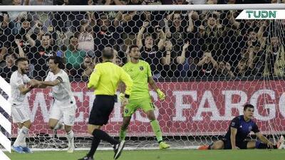 Carlos Vela, nominado al gol del año en la MLS