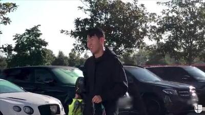 Tottenham y la cálida bienvenida a un hombre que evitó dos años de servicio militar