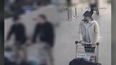 Autoridades belgas muestran nuevo video del brutal ataque terrorista