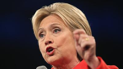 Publican la tanda más extensa de los correos electrónicos de Hillary Clinton