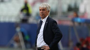 Gian Piero Gasperini, nombrado mejor entrenador de Italia