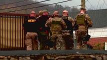 Encuentran artefactos explosivos cerca de una iglesia de Carolina del Norte