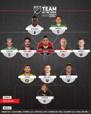 Nico Lodeiro y Carlos Darwin Quintero comandan el Equipo de la Semana de la MLS